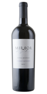 2011 Mirror Napa Valley Cabernet Sauvignon Howell Mountain Tech Sheet