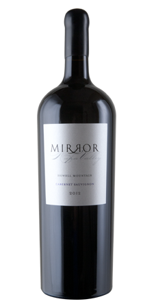 2012 Mirror Cabernet Sauvignon Howell Mountain 1.5L
